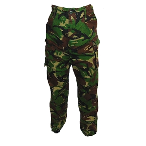 British Army DPM Field Pants