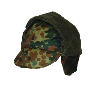 German Army Winter Fur Caps