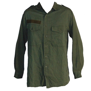Austrian Army OD Lightweight Field Shirt
