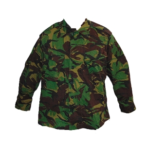 British Army Tropical DPM Pattern 92 Field Shirt