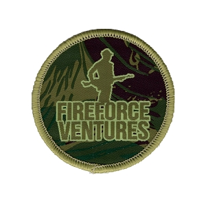 Fireforce Ventures Tactical Patch