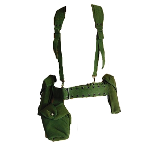 Swedish Army Pattern 304 Webbing