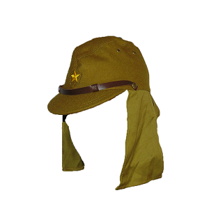 Imperial Japanese Army WW2 Reproduction Havelock Hat