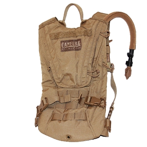 Dutch Army Tan Camelbak® w/ Brand New 3L Bladder