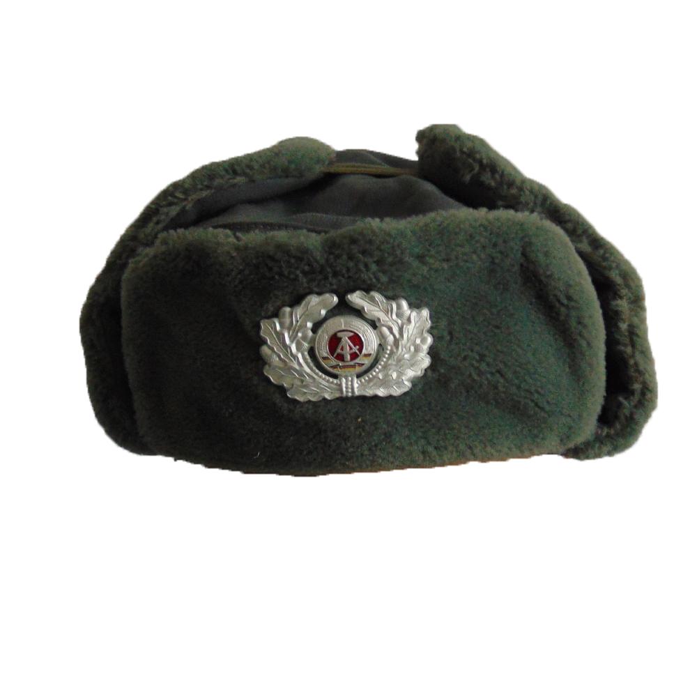 4eb7ab315 East German Army Officer Ushanka
