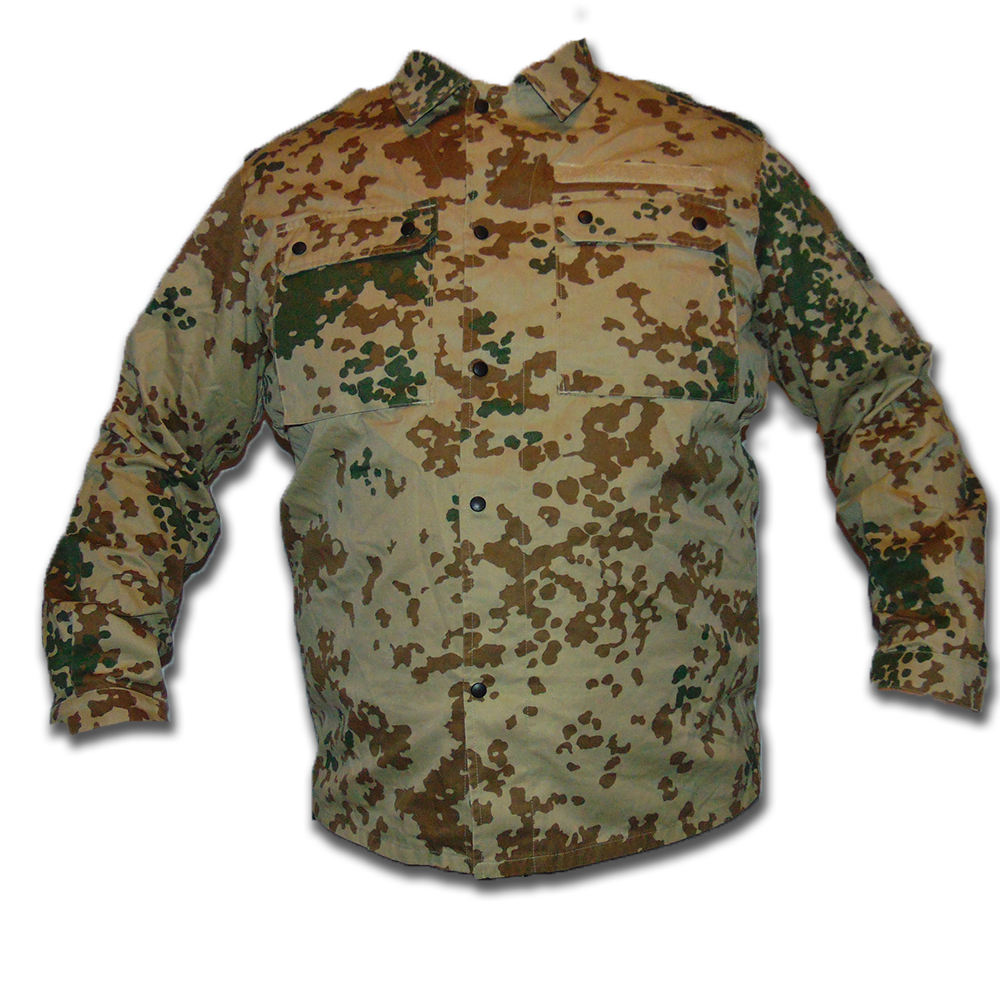 428dd3aa Home > Apparel > Shirts > German Army Tropentarn Field Shirt