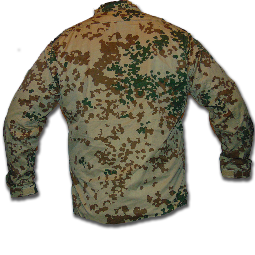 1dece453 German Army Tropentarn Shirt