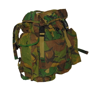 Dutch Army DPM 35L Backpack