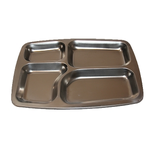US Army Aluminum Mess Hall Trays