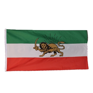 Imperial State of Iran (Persia) Flag (3x5')
