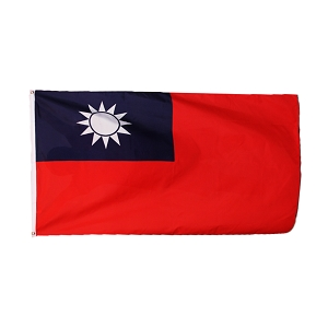 Republic of China (Taiwan) Flag (3x5')