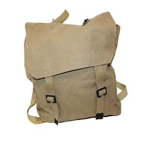 Israeli Defence Force Canvas Backpack