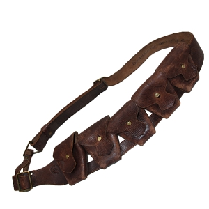 South African UDF Pattern 1903 Bandolier (1940s Dated - Original)