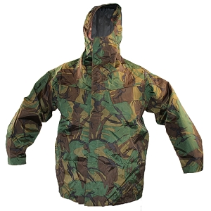 British Army DPM DPPVC Rain Jacket