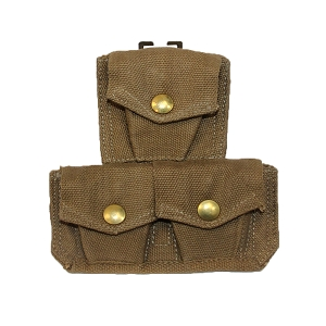 British Army Pattern 37 Cartridge Carrier Pouch