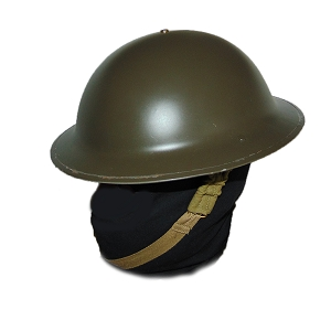 British Army WW2 Reproduction Mk. II Brodie Helmet