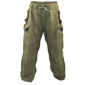Canadian Army OD Windproof Trousers