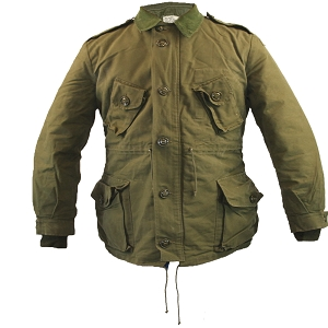 Canadian Army OD 3-Season Lined Jacket