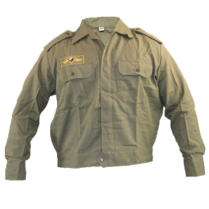 Czech Air Force Service Shirt