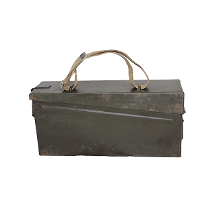 Danish Army M1919 Machine Gun Ammo Boxes