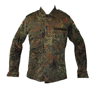 German Army Flecktarn Field Shirt