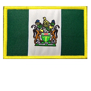 Republic of Rhodesian Flag Patch