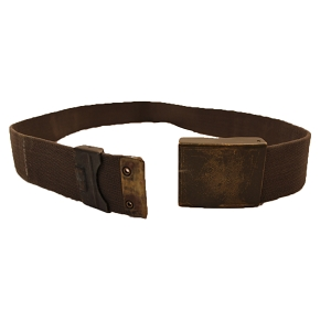 German Army OD Duty Belt