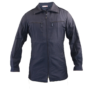 German Navy Blue Duty Jacket