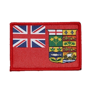Canadian Great War Ensign Patch