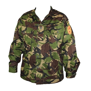 Libyan National Army DPM Field Shirt