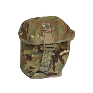 British Army MTP Light Machine Gun Pouch