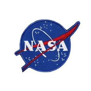 National Aeronautics and Space Administration (NASA) Morale Patch