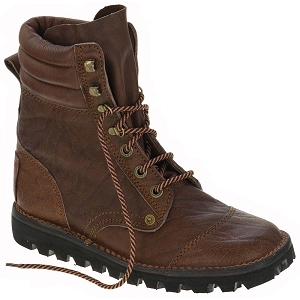 Zimbabwean Courteney Boot - Brown Patrol Boots
