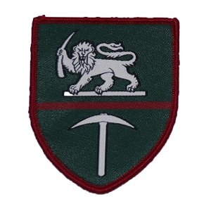 Rhodesian Army Emblem Patch