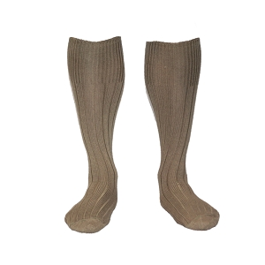 South African Defence Force Tan Boot Socks