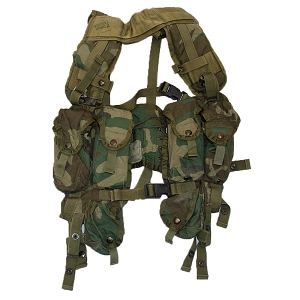 US Army Tactical Load Bearing Vest (TLBV)