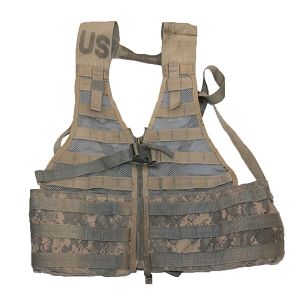 US Army UCP MOLLE Tactical Vest