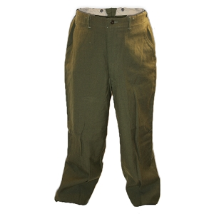 US Army M1951 Wool Field Pants
