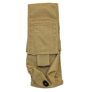 US Marine Corps LBT Coyote Tan Multi-Mag Pouch