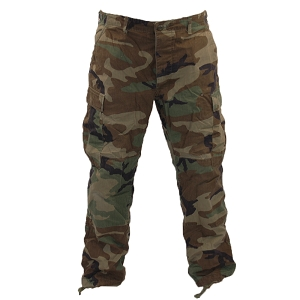 US Army M81 Woodland BDU Pants