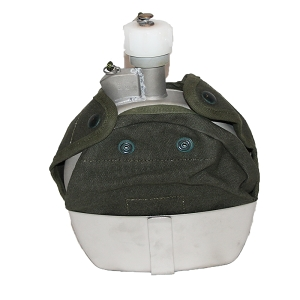 US Army 3-Piece Arctic Canteen