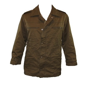 Czech Army OD Rain Jacket