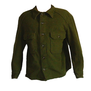 Canadian Army Flannel Shirt
