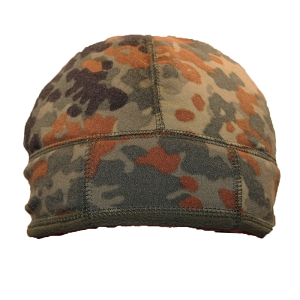 German Flecktarn Microfleece Operator Toque