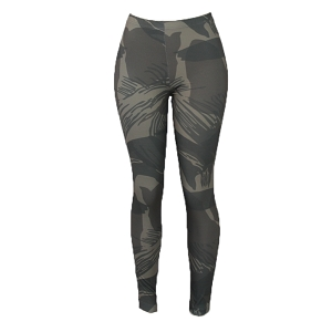 Rhodesian Brushstroke Women's Leggings