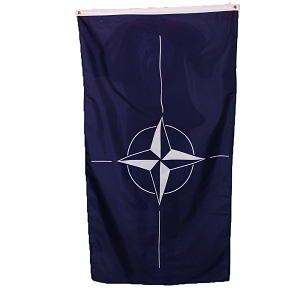 NATO (North Atlantic Treaty Organization) Flag (3x5')