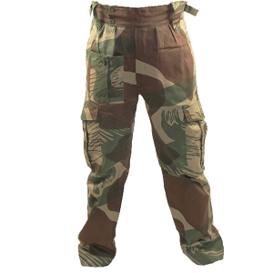 Rhodesian Army Brushstroke Field Trousers