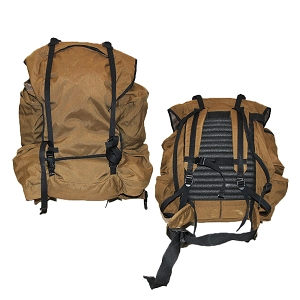 South African Defence Force Pattern '83 60L Rucksack