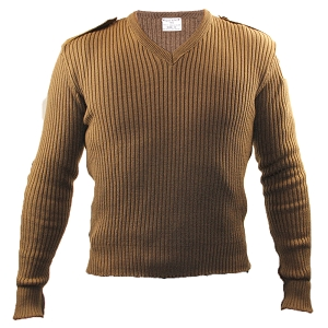 South African Defence Force Jersey Wool Sweater