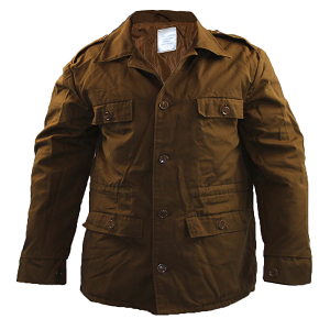 South African Defence Force Lined Bush Jacket - Officer's Issue
